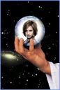 Globe Crystal ball
