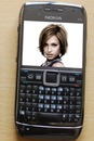 Teléfono portátil Smartphone Nokia Escena