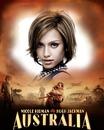 Australia Nicole Kidman Hugh Jackman Poster