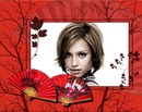 Fans Asia Red
