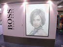 Hugo Boss Billboard Scene