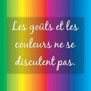 Multicolours text