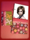 Girl diary cover Scene