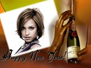 Happy New Year MOET Champagne
