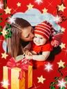 Christmas Stars Gift Flakes