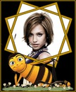 Children frame Bee Bee Movie