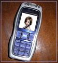 Escena teléfono portátil Nokia