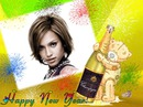 Happy new year New year Happy new year Champagne