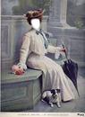 La femme d'Hecror