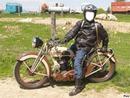 vielle moto