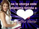 Diploma Tinista!!