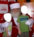 Navidad santa clos