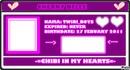 ID CARD CHERRYBELLE