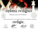 diploma do  crepusculo