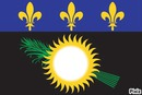 drapeau gwada 971