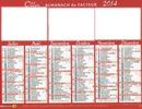 calendrier 2014