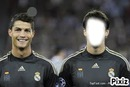 Photo avec Cristiano Ronaldo