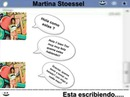 Chat Falso!! con Martina Stoessel
