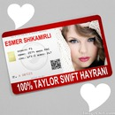 hayran karti (Taylor Swift)