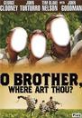 Affiche de film O Brother Visages