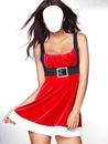 Femme Sexy Noël
