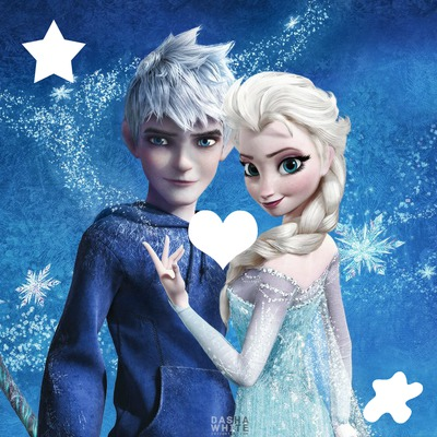 Elsa and jack frost dating games