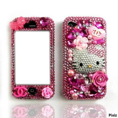 celular rosa :)