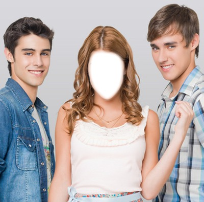 Montage photo violetta tomas et leon pixiz - Photo de leon de violetta ...